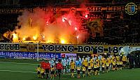 BSC Young Boys - FC St. Gallen 28.11.2015